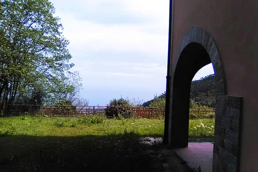 Villa with magic views over Sanremo – 614