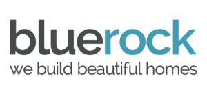the bluerock logo