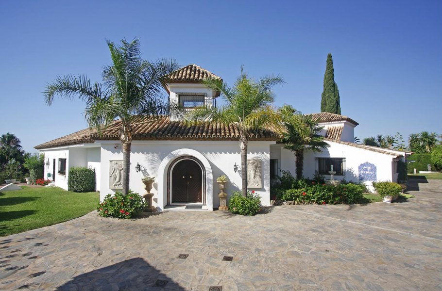 luxury villas Marbella for sale