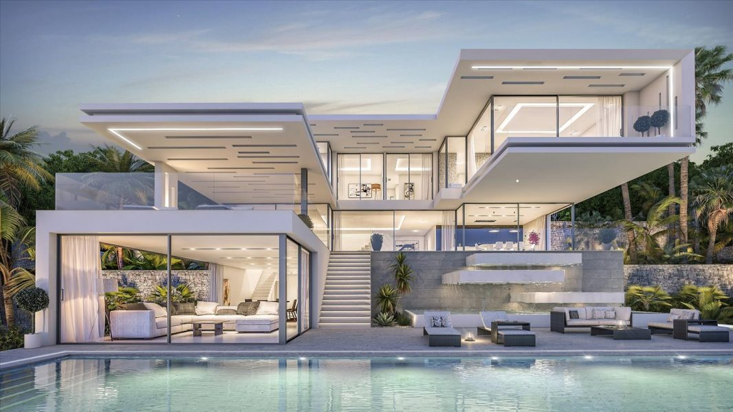 Luxury Villas in Javea for sale Spain