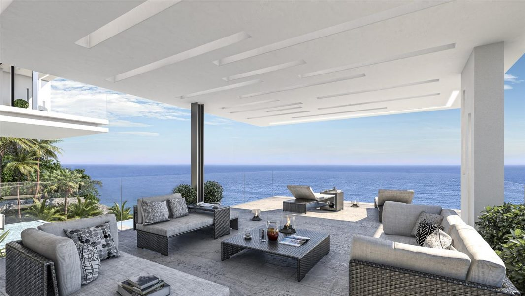 Jávea: Luxury Sea view villa Ariadna