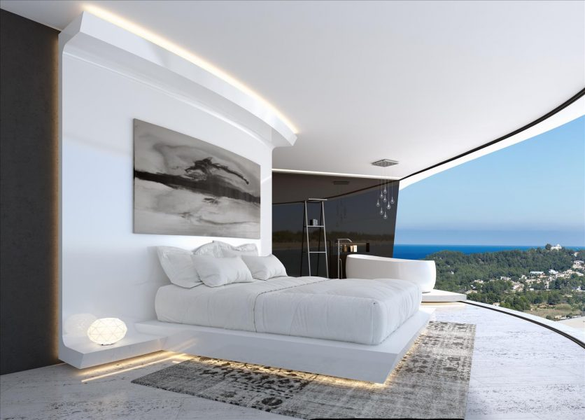 Luxury Sea view Villas foe sale in Javea Spain