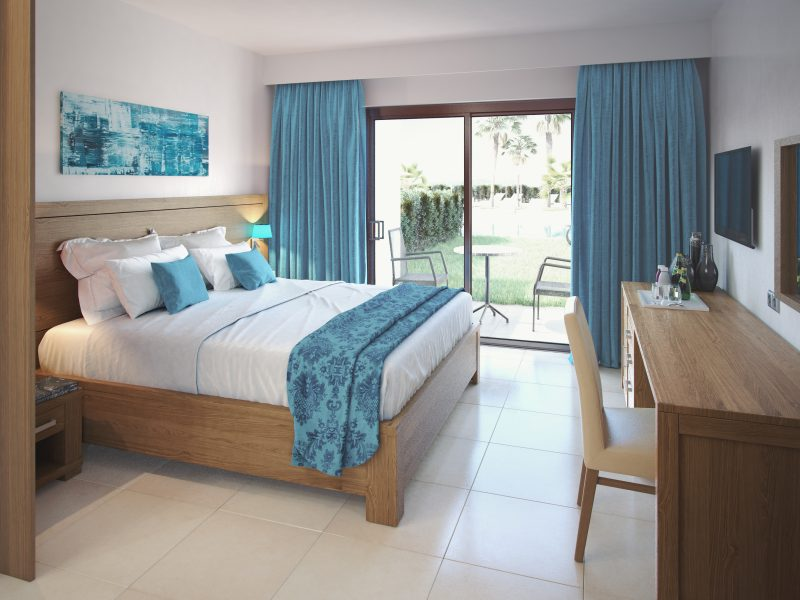 White Sands Hotel & Spa, Cape Verde, Premium Swim-up Suite
