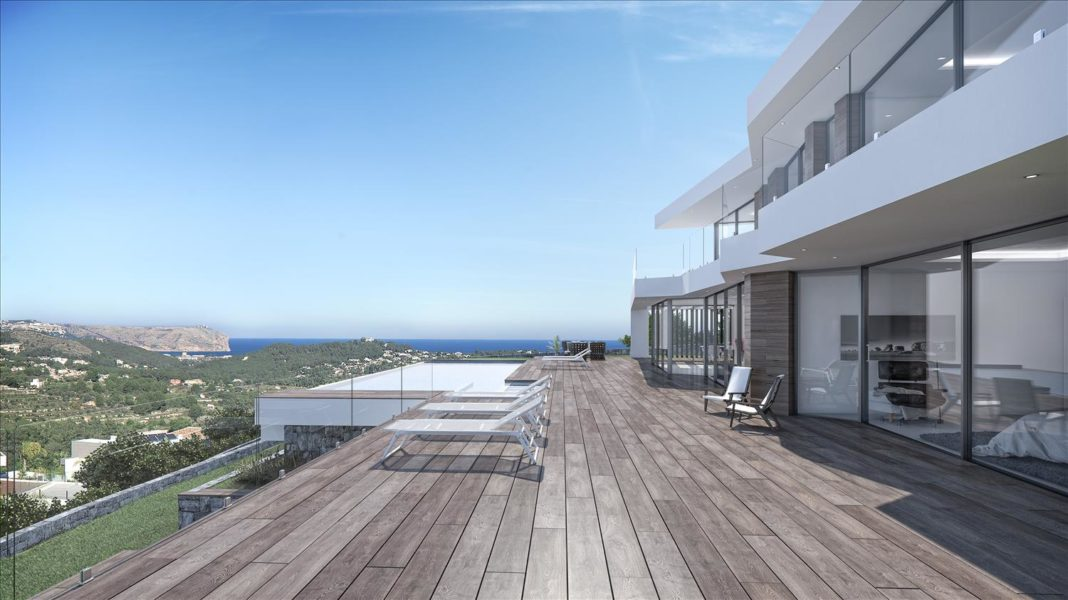 bluerock luxury homes spain