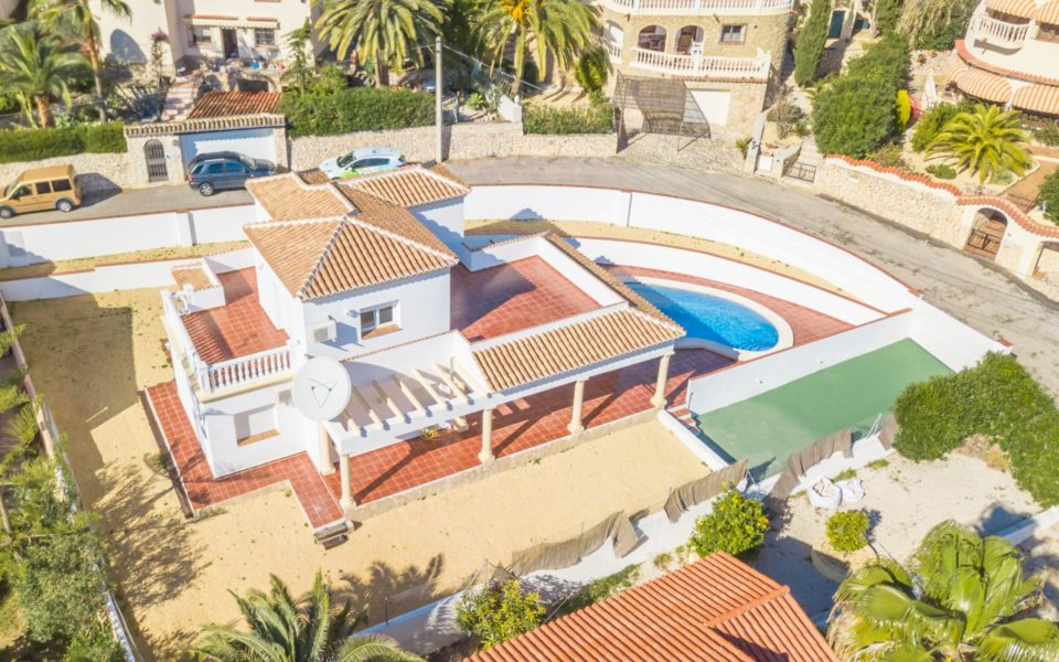 New built property i Montemar for sale